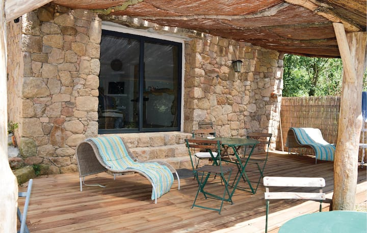 Holiday cottage with 1 room on 36m² in Coti-Chiavari