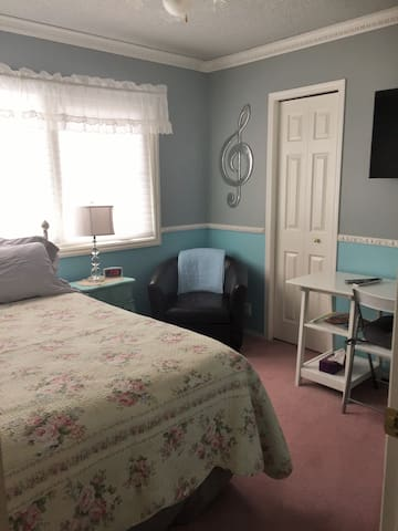 Duet room - Okotoks - Bed & Breakfast