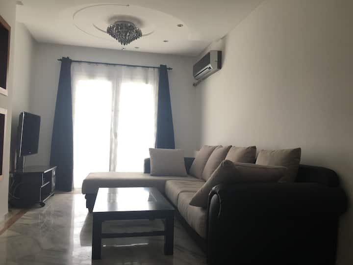 Appart S+2 à Sousse Corniche face elhana 80 m²