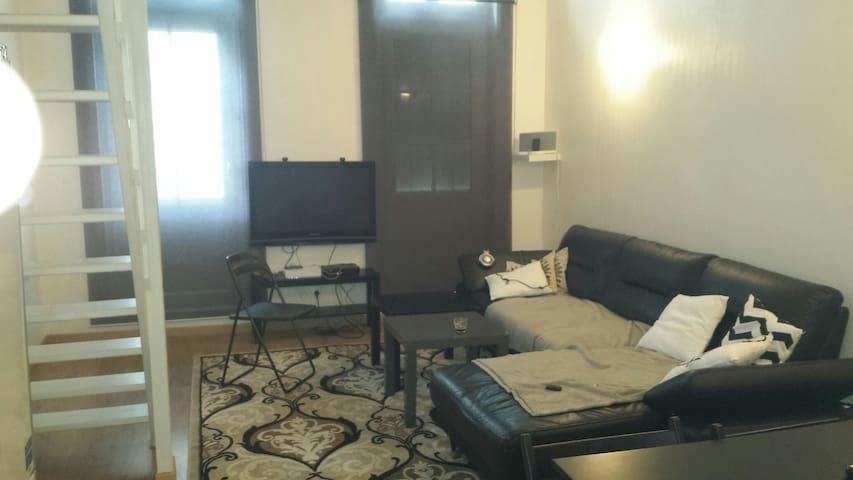 Duplex au centre ville de libourne - Libourne - Apartment