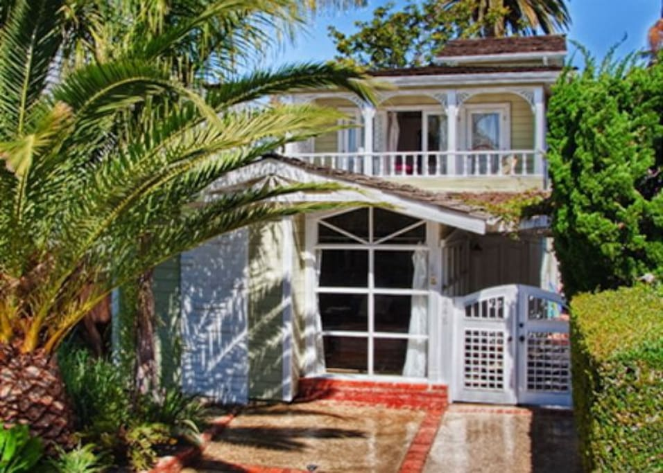 Beautiful 2-story single family beach home a 3-minute walk to Marine Street Beach.