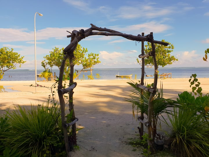 Maafushi Island Treehouse and Restaurant