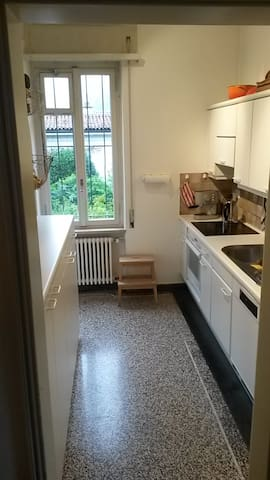 Maisonette Wohnung (idyllisch & zentral) - Muralto - Huoneisto