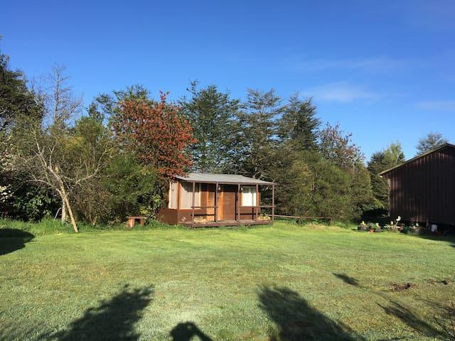 """Cabaña cerca de Castro Chiloe """"Refugio del Chucao"""""""