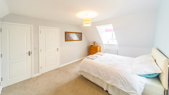 Beautiful Double Room in Lincolnshire