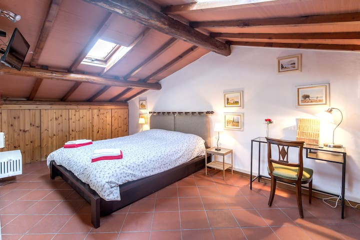 Firenze colline.Camera tripla+bagno - Impruneta - Bed & Breakfast