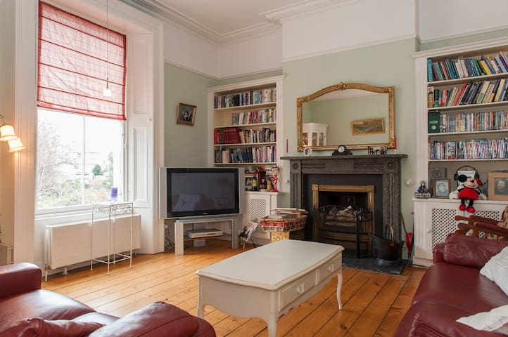 Lovely  Victorian House in leafy quiet suburb - Rathgar - Casa