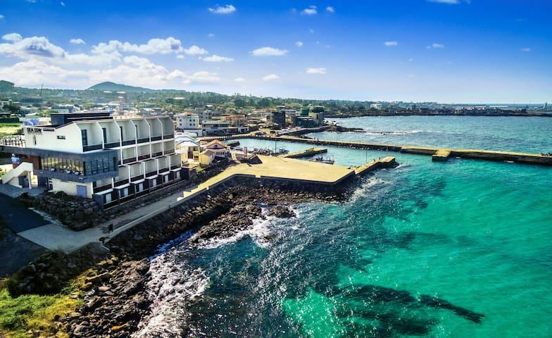 2(커플룸)-씨스테이호텔(Seastay Spa House, 海洋舒泰酒店)