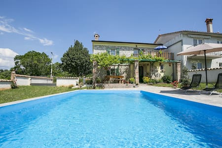 Pet friendly House Maria with pool and garden - Markoci - 独立屋