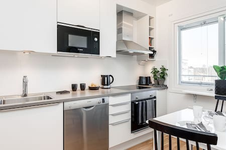 RENOVATED 38 SQ.M APARTMENT - BY HOMESTATE.SE