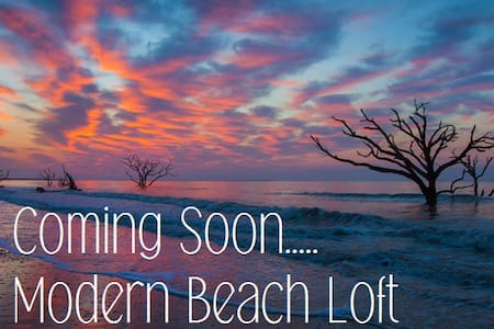 Coming Soon, Fully remodeled Beach loft. - Edisto Island