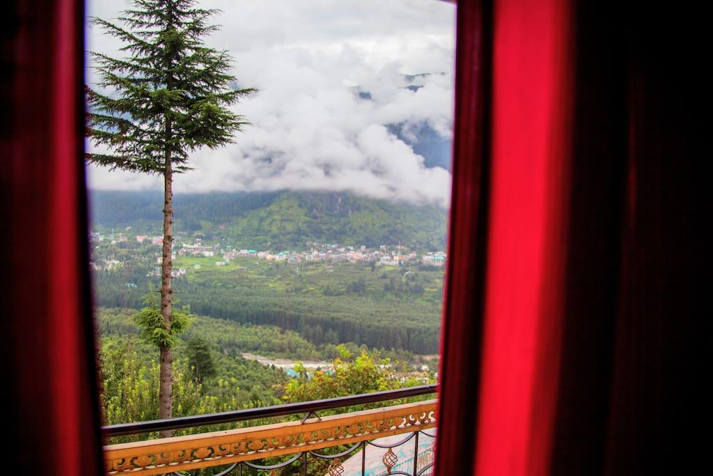 View from Window - Bedroom 2