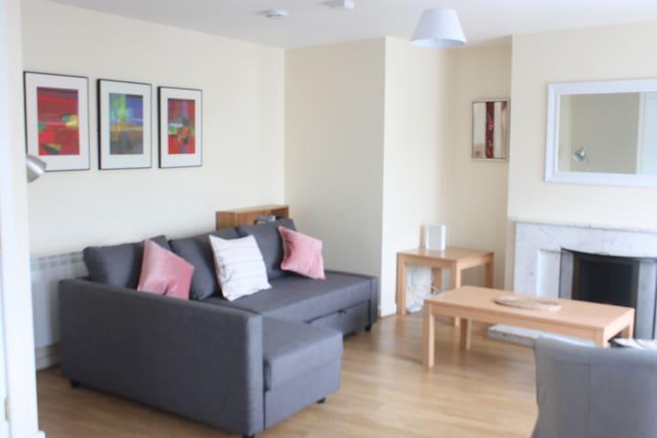 Apartment 8 living room