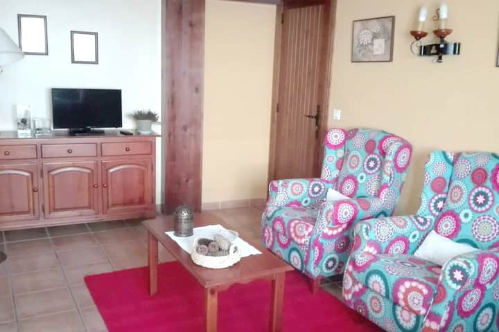 House with one bedroom in Bronchales, with WiFi