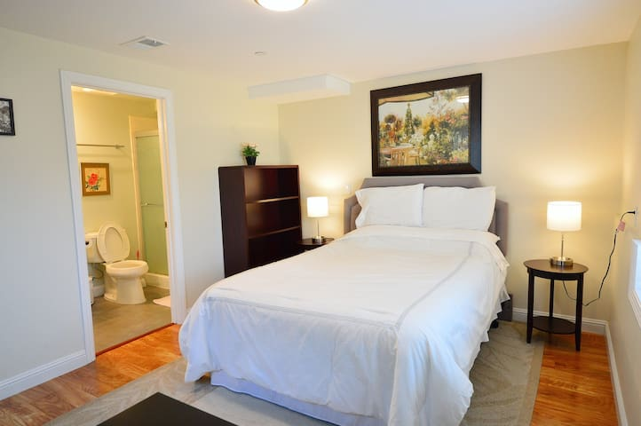 5912- Master Suite with Bath near Golden Gate Park