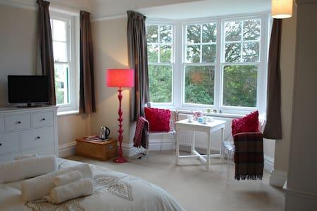 Luxury Barnstaple B&B. Double room - Barnstaple - Bed & Breakfast