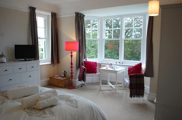 Luxury Barnstaple B&B. Double room