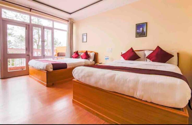 Himalayan house and Resort