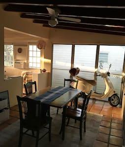 Enchanted private tropical cottage - Biscayne Park - Ev
