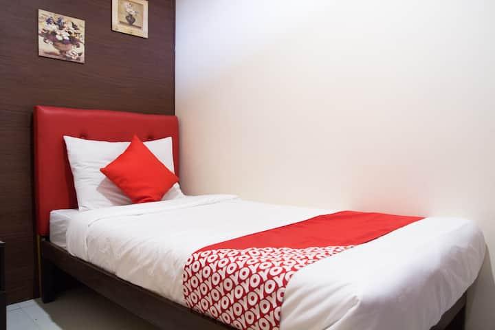 Standard Single Stay @ Monclaire Suites