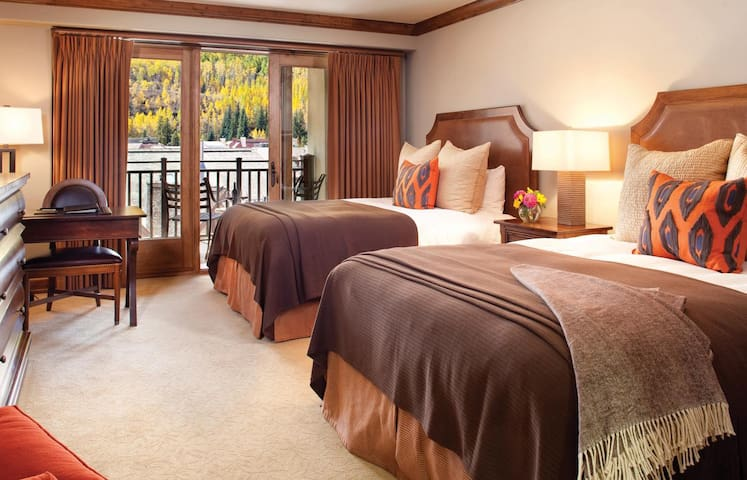 Vail's most stylish residence club - Vail - Apartment