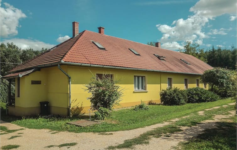Holiday apartment with 2 bedrooms on 36 m² in Öriszentpéter