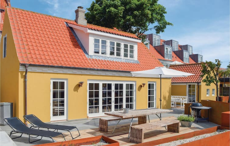 Holiday cottage with 5 bedrooms on 130m² in Skagen
