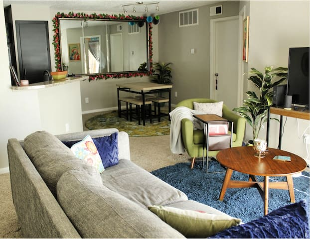 Private Zen Apartment in North Dallas