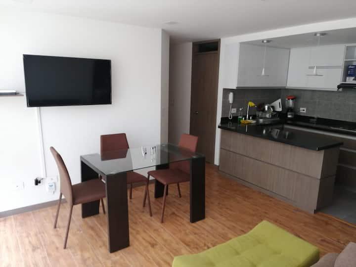 Apartamento NUEVO! cerca a Unicentro y al Centro.
