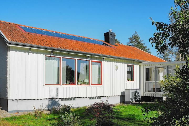 4 person holiday home in VAREKIL