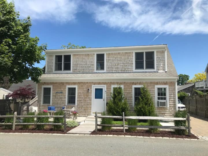 Private Home in the Quiet Westend of Provincetown