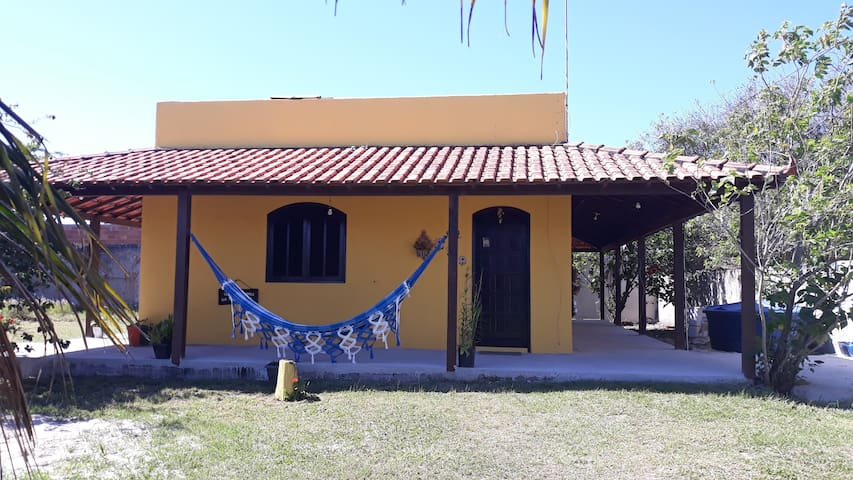 Casa em Unamar para férias, feriados.
