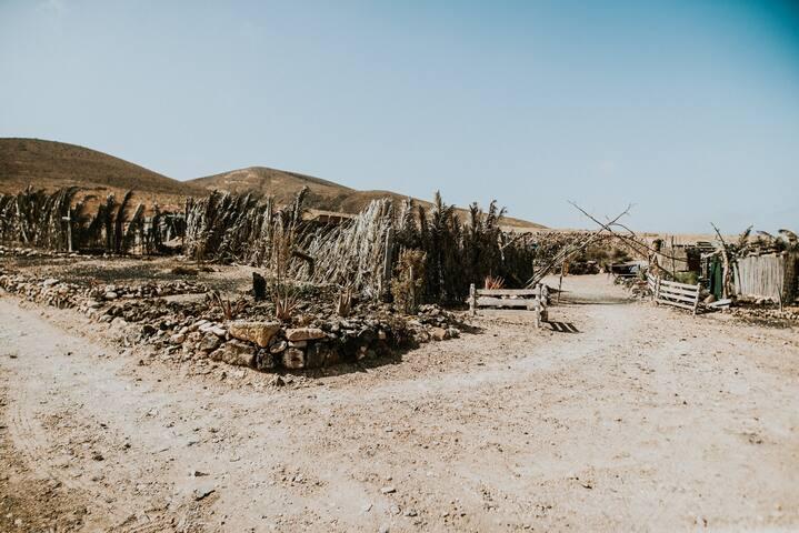 Refugio rural El Cotillo