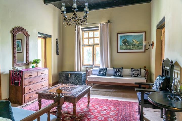 Ngare Sero Lodge - Main House