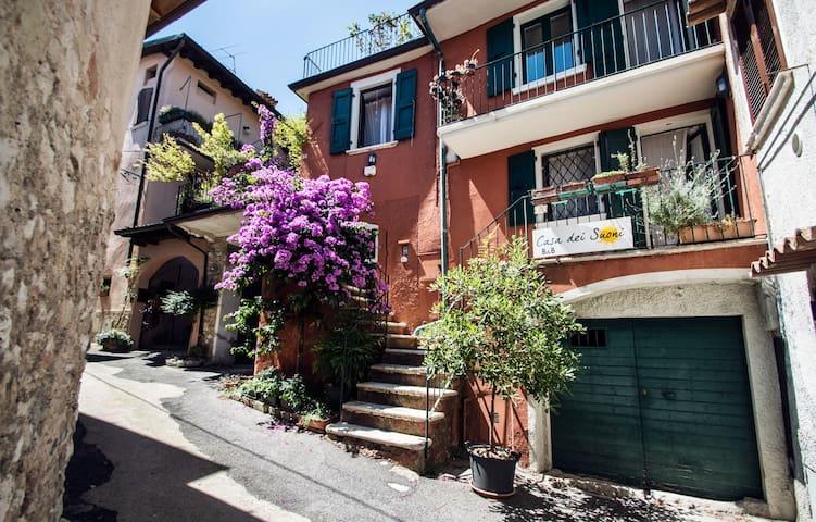Casa dei Suoni - Main Entrance