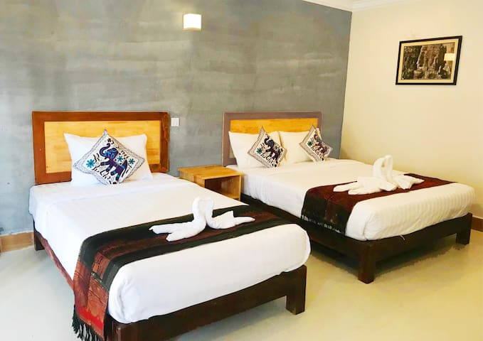 Stay 3pax booking@Kiriboutique hotel-2
