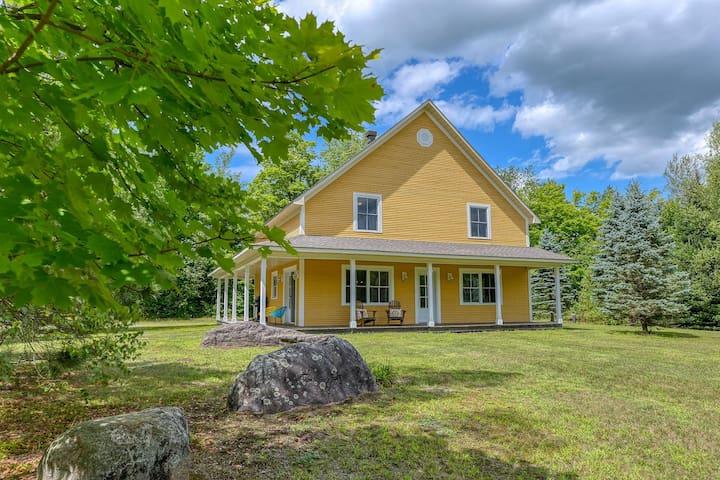 Le Tournesol Cottage to rent, near ski