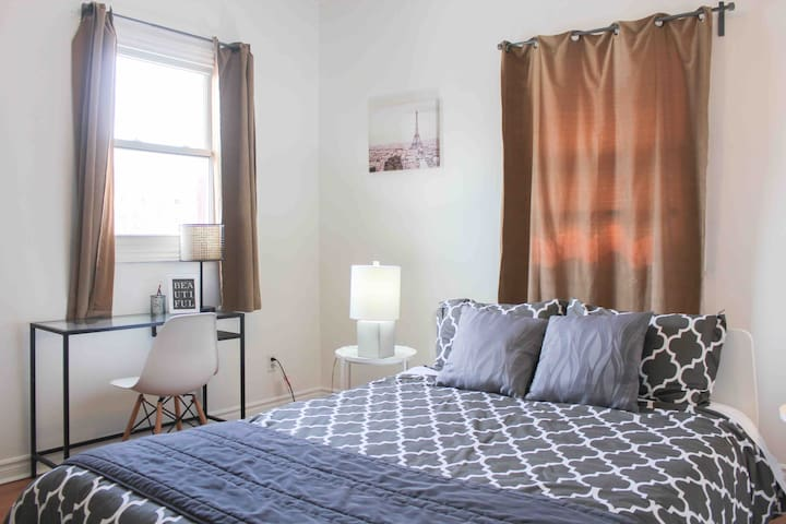 Clean! Prime Location! Cozy 2BD | BYWARD