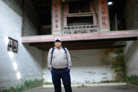 Antique building in the village - Jiangmen