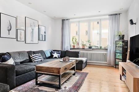 Beautiful 2 room apartment close to city center - Stockholm - Apartment