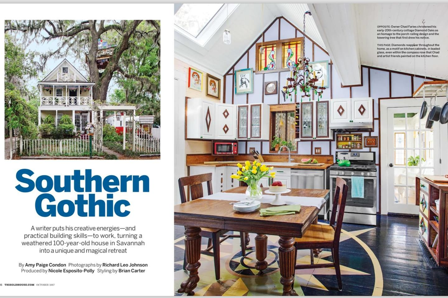 This Old House Feature Article