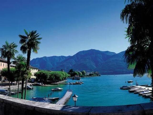 ALL INCLUSIVE lago maggiore INTRA - verbania - Apartemen