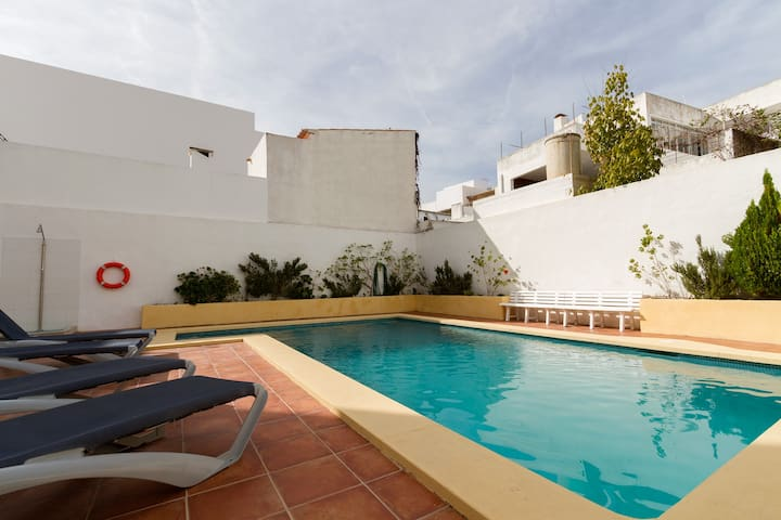 Duplex with pool in the center of Puerto Pollença