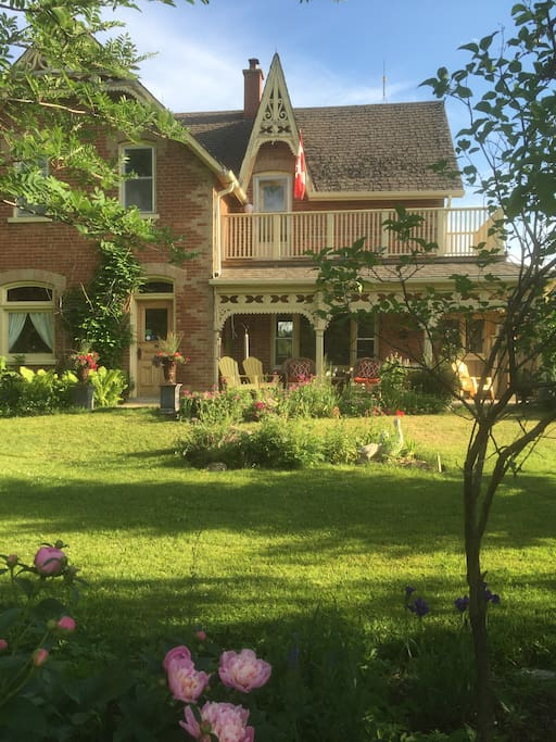 Horse Farm Bed And Breakfast Ontario