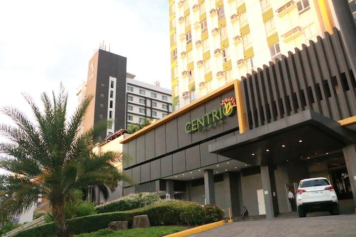 Avida Centrio Towers- At the Heart of the City