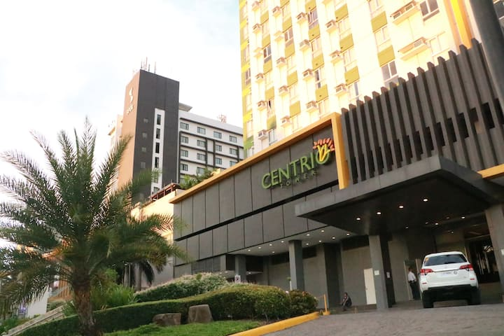 Avida Centrio Towers- At the Heart of the City
