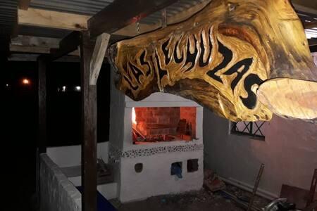 Las Lechuzas - Tiny House Chapadmalal