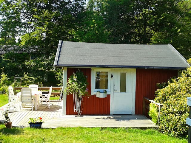 Saxemara-Stuga - Ronneby S - Casa de campo