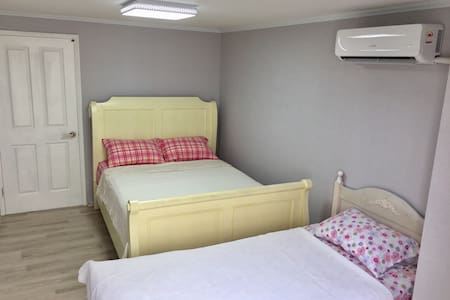 Guest house in Anyang, Korea + tour