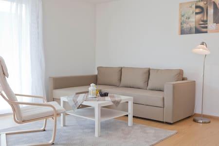 braviscasa-Moderne FeWo 73m²,max.5P - Titisee-Neustadt - Leilighet